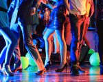 Rent a limo to go dancing in Victoria